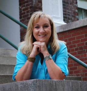 Author Melissa Newman